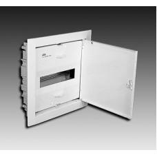 Щит металический распределительный встраиваемый ABB UK 510 S 12 (14) модулей 335х350х95мм