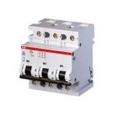 Автоматический выключатель ABB S293 C80 трёхполюсный трёхфазный