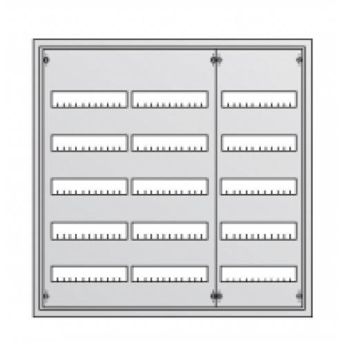 Щит распределительный металлический на 8 модулей