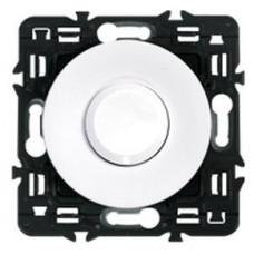 Legrand Celiane выключатель (переключатель) кнопочный белый