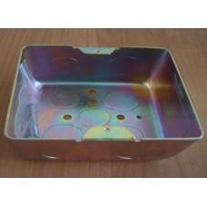 BOX/2S Коробка для люка LUK/2 в пол,металлическая для заливки в бетон