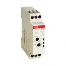 Реле времени CT-ERD модульное (задержка на включ.) 24-48B DC, 24-240B AC (7 временных диапазонов 0,05с...100ч) 1ПК