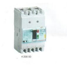 Автоматический выключатель (Автомат) Legrand DPX 3 160 3P 25А 16kA арт.420001
