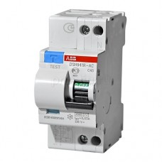 Дифференциальный автоматический выключатель ABB DSH941R C16 30МА тип АС