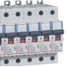 Автоматический выключатель LEGRAND DX3-E C10 1П 6000/6kA