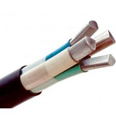 Кабель АВВГ 4х10 силовой алюминиевый