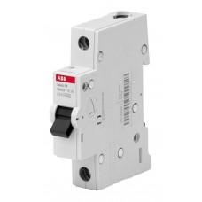 ABB Basic M 1P 10A C 4.5кА выключатель автоматический