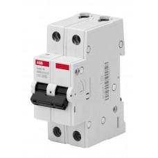 ABB Basic M 2P 10A C 4.5кА выключатель автоматический