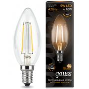 Светодиодные лампы филамент Gauss
