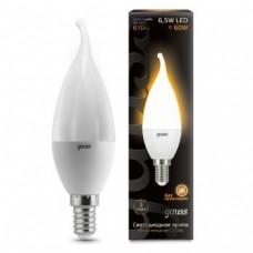 Лампа Gauss LED Candle tailed E14 6.5W 2700K