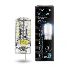 Лампа Gauss LED G4 AC150-265V 3W 4100K