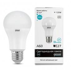 Лампа Gauss Elementary LED A60 15W E27 4100K