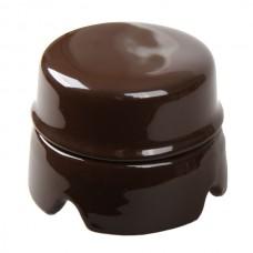 Распаечная коробка большая D85 коричневый Salvador