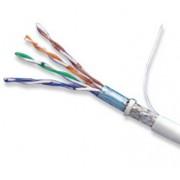 Слаботочный кабель FTP UTP (витая пара)