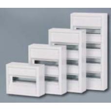 Шкаф распределительный настенный ABB А310S 12 модулей, дверь стальная А368(в комплекте)
