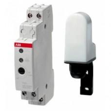 Реле освещения, c датчиком 2кан ABB T 1