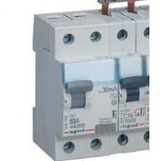 УЗО. Выключатель дифференциального тока Legrand DX3 2П 16А 10мА-AC