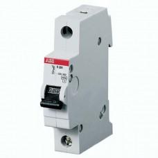 Электрический автомат защиты ABB S201 C16 однополосный однофазный