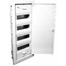 Щит металический распределительный встраиваемый ABB UK 540 S 48 (56) модулей 710х350х95мм