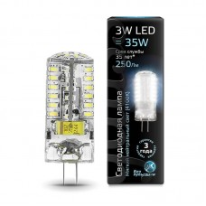 Лампа Gauss LED G4 AC150-265V 3W 4100K