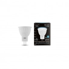 Лампа Gauss LED D35*45 3W MR11 GU4 4100K