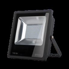 Прожектор светодиодный Gauss LED 100W IP65 6500К черный
