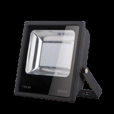 Прожектор светодиодный Gauss LED 150W IP65 6500К черный