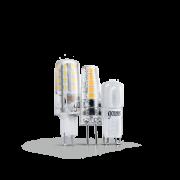 Светодиодные капсульные лампы G4 и G9 Gauss
